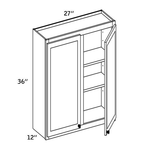 W2736 - Wall Double Door-CC9000