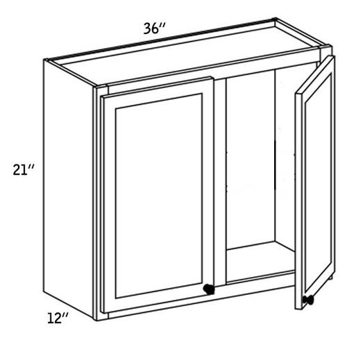 W3621 - Wall Cabinet Double Door - CC9000