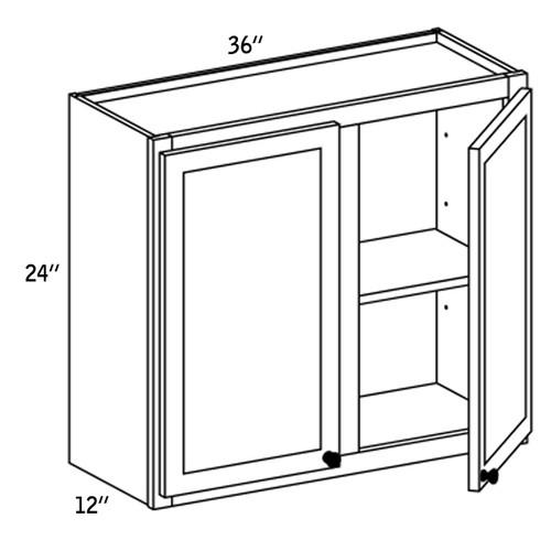 W3624 - Wall Cabinet Double Door - CC9000