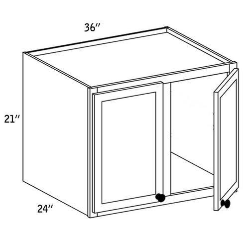 W362124 - Wall Cabinet Double Door - CC9000