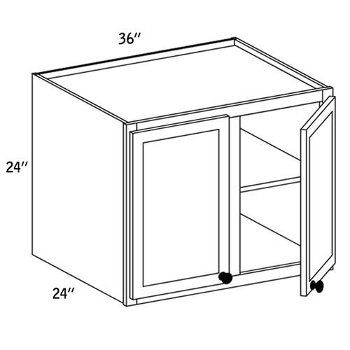 W362424 - Wall Cabinet Double Door - CC9000