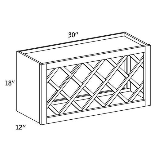 WRL3018 - Wall Rack Cabinet - CC9000