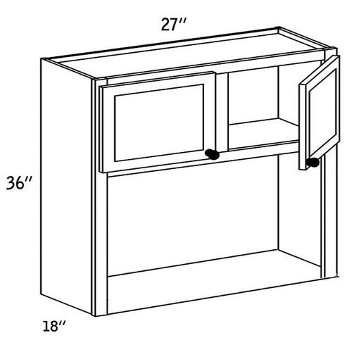 WMC2736 - Wall Microwave Cabinet - CC9000