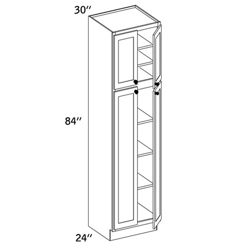 PC3084 - Pantry Cabinet - CC9000