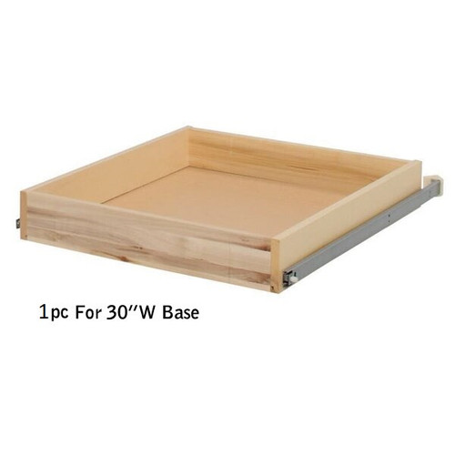 "1pc ROLL OUT TRAY FOR 30""W BASE—T30-9000"