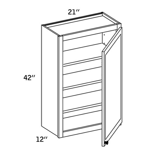 W2142 - Wall Single Door-CC9000