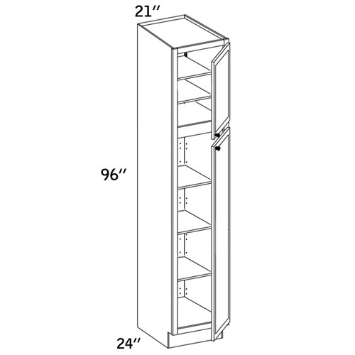 PC2196 - Pantry Cabinet - WLS6000
