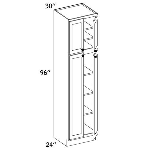 PC3096 - Pantry Cabinet - WBG7000