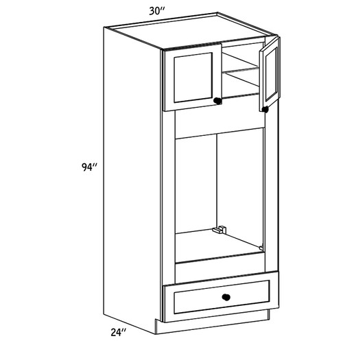 OC3094 - Oven Cabinet - GS2000