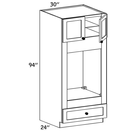 OC3094 - Oven Cabinet - WLS6000