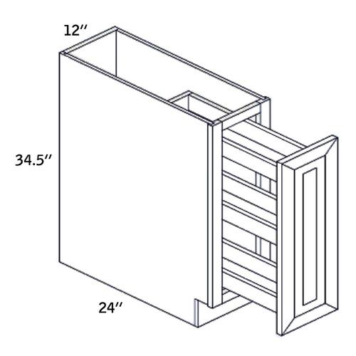 BLBC12 - Liter Bottle Base Cabinet  - ES5000