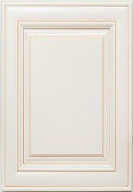 Door Sample - White Maple Antique