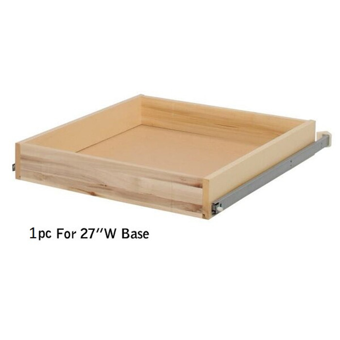 """1pc ROLL OUT TRAY FOR 27""""W BASE—T27-7000"""