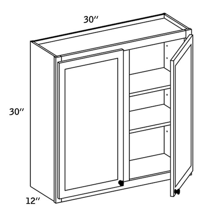 W3030G - Wall Glass Door - GS2000