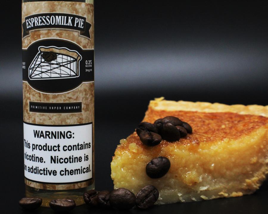 Espressomilk Pie