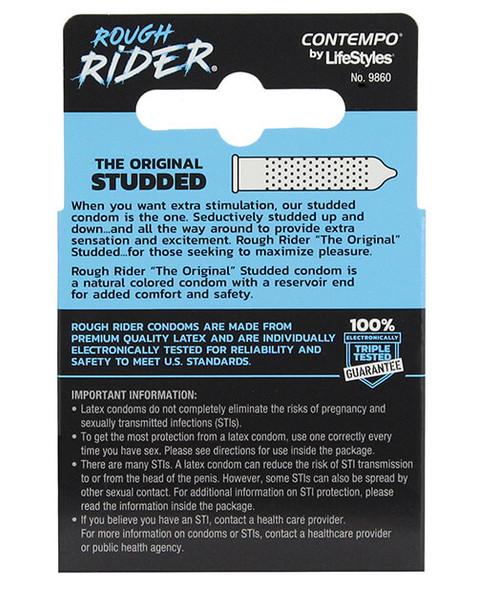 Rough Rider Condoms