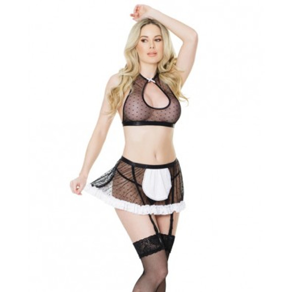 Maid for Love French Maid Costume