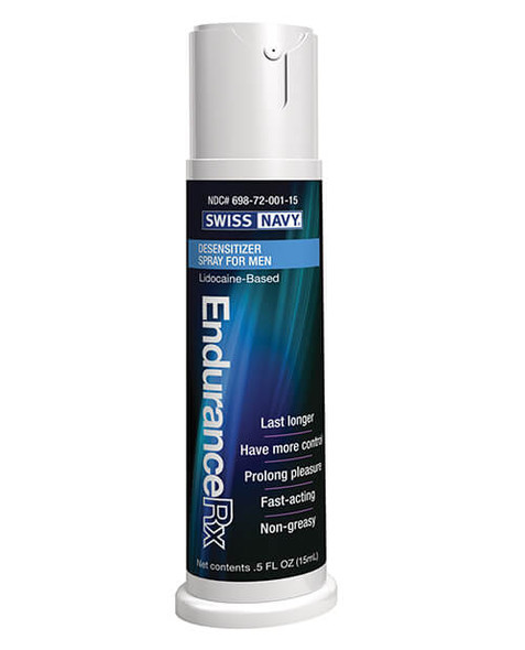 Swiss Navy Endurance RX Male Desensitizer Spray