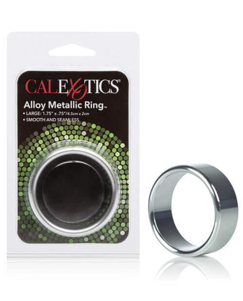 Alloy Large Metal Cock Ring