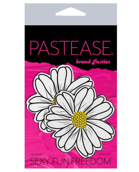 Pastease Tease Nipple Pasties - Wildflower Daises