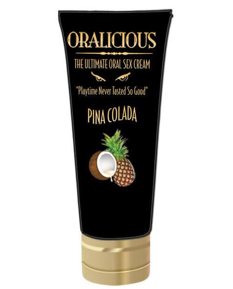 Oralicious - Coconut Oral sex Gel