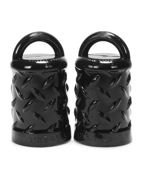 Black Tire Tread Nipple Suckers