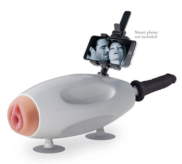 Double Ended Sex Machine for men and women