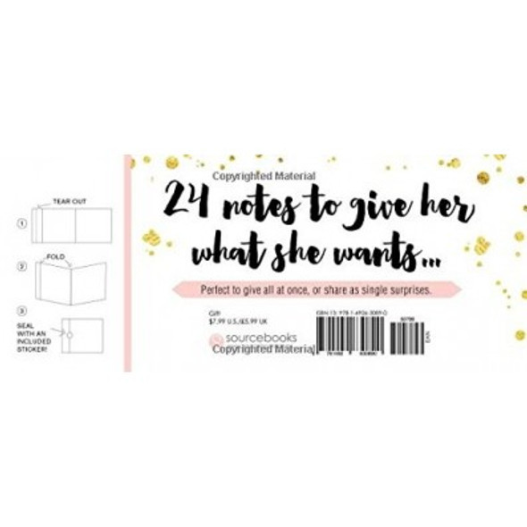 Sexy Notes for Her - Coupon Book