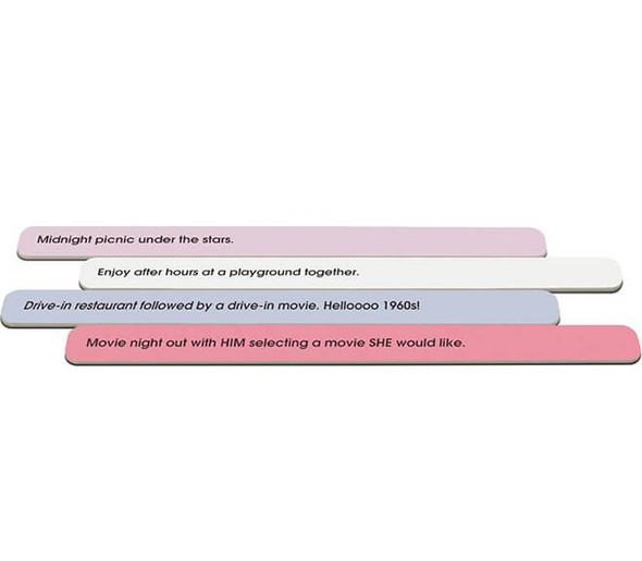 "Intimate Encounters ""Date Nights"" Creative Ideas - just pick an idea stick"