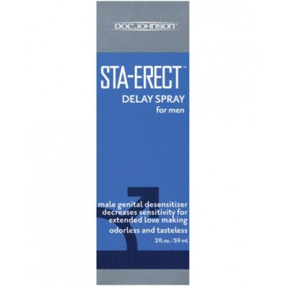 Sta-Erect Prolonging Spray for Premature Ejaculation