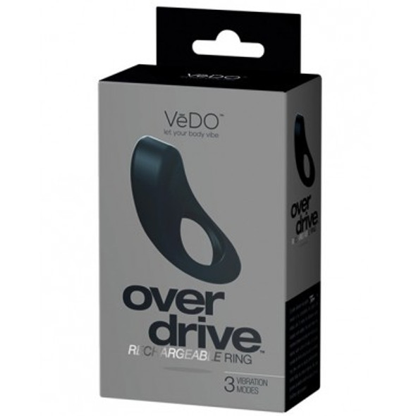 VeDo Toys: Overdrive Vibrating Couple's Ring