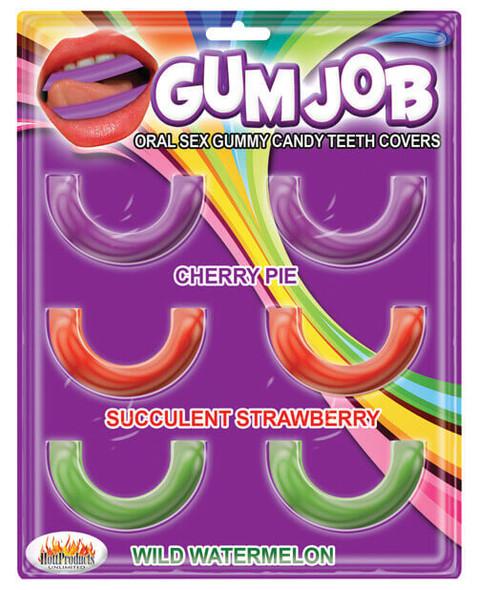 Gum Job Oral Sex Gummy Candy Teeth Covers