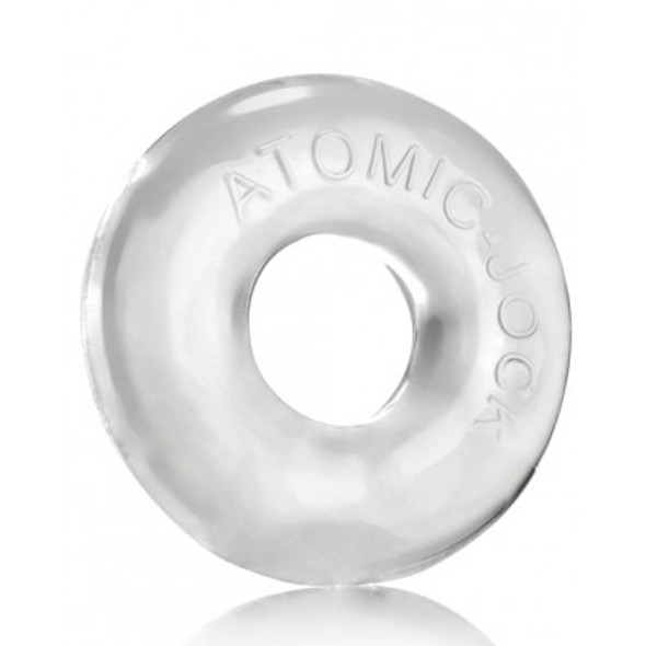 Clear Oxballs Donut-2 Cock Ring