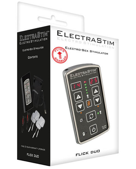 ElectraStim Flick Duo Power Pack - Electrosex Toys
