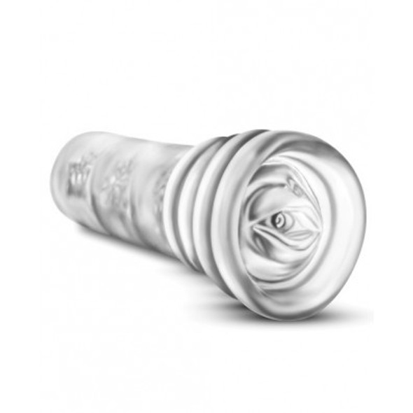 Blush M for Men All In Stroker - Clear