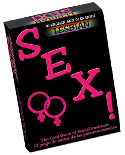 Lesbian Sex! Cards