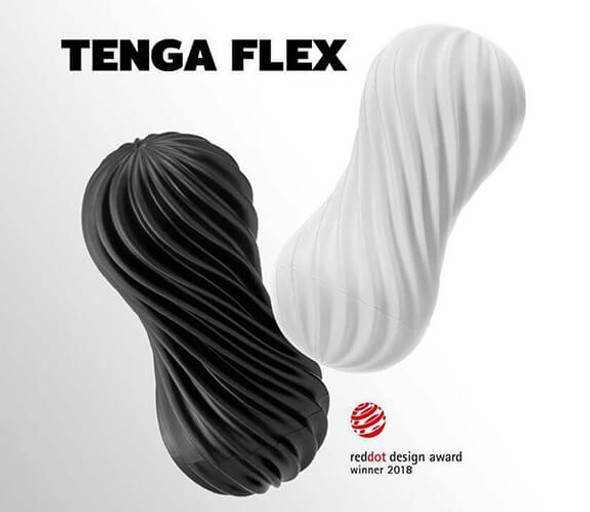The Tenga Flex - Spiralling Sensations for Male Masturbation