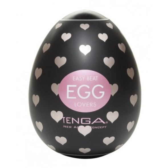 Tenga Egg - Lovers - Easy Beat Stroker