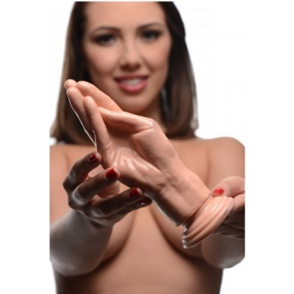 Master Series Stuffer Fisting Hand Dildo
