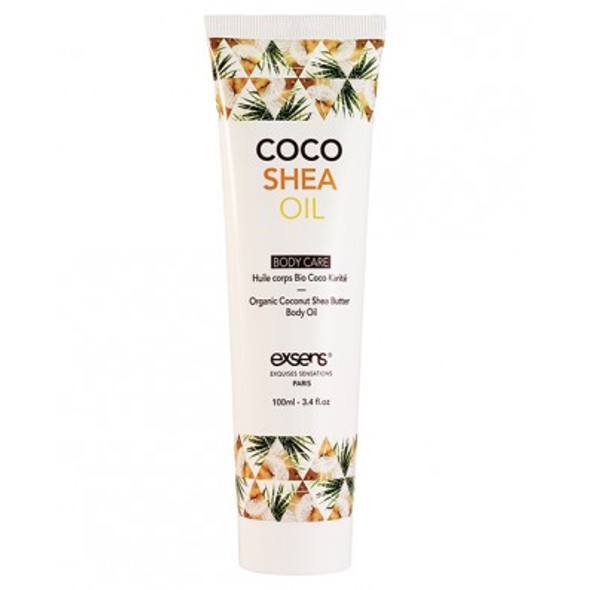 Exsens of Paris Coco Shea Oil For Hair and Skin