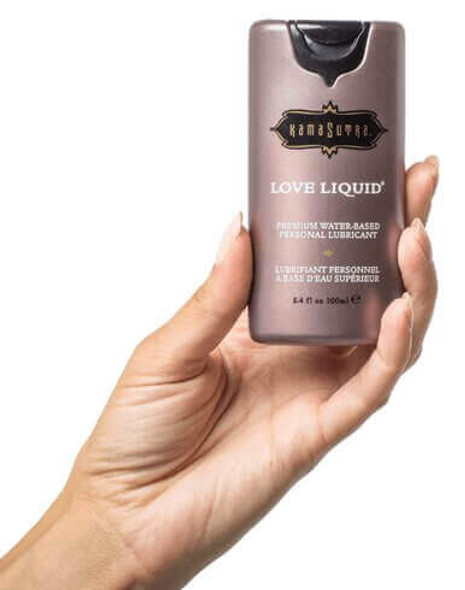 Kama Sutra Love Liquid Lube - Classic Water-Based Lubricant