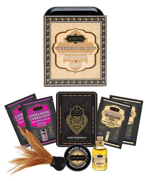 Kama Sutra Weekender Kit - Vanilla