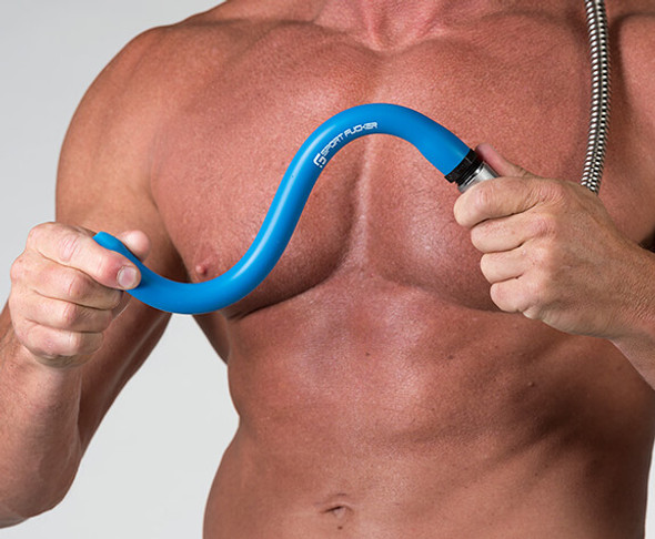 Locker Room Hose by Sport Fucker. The ultimate clean out accessory.