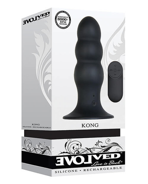 Extra Large Evolved Kong Anal Plug