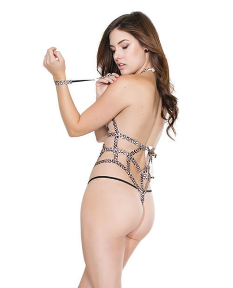 Coquette Darque Play Open-Cup Teddy Set