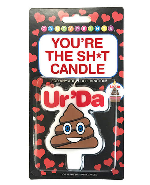 You're The Shit Candle - Funny Adult Party Candles