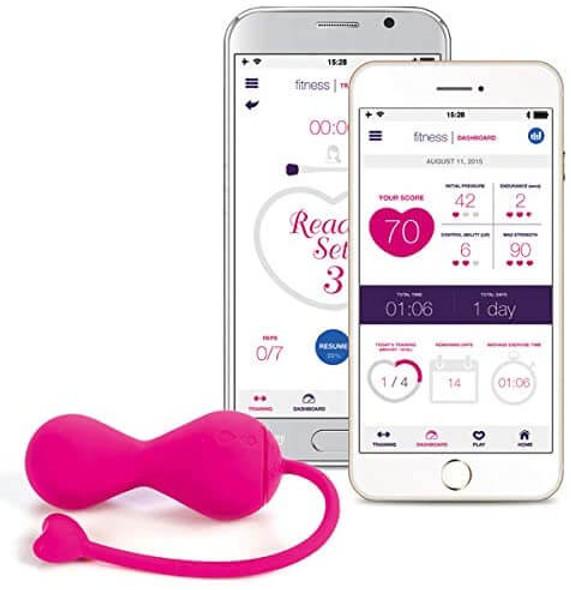 Best App connected Sex toys - Ohmibod Lovelife Krush