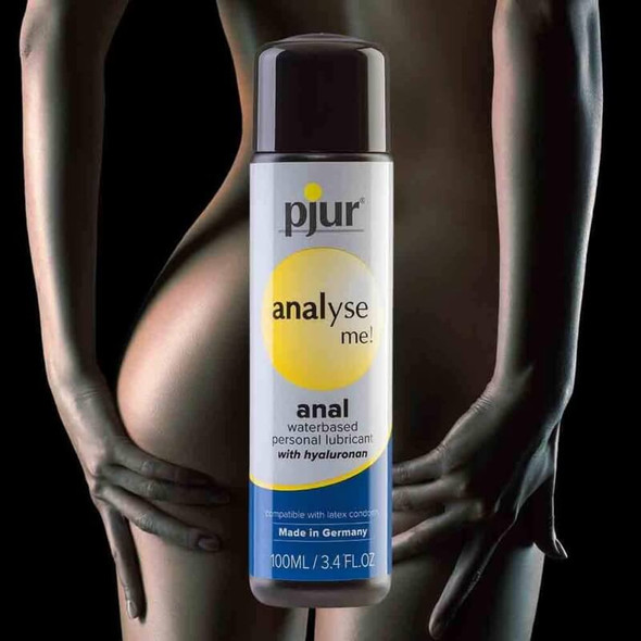Pjur Analyse Me! Water-Based Lubricant