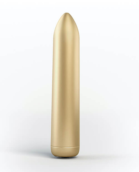 Gold Rocket Bullet Clit Stimulator - Dorcel