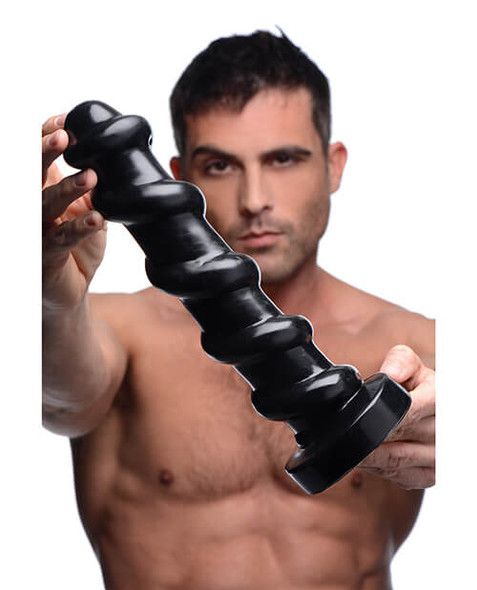 "Master Series ""The Screw"" Giant 12.5"" Dildo"